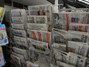TTIP in den Medien: Für Journalisten ist es nicht leicht an Informationen zu kommen, weil Verhandlungsdetails geheim bleiben. Foto: sia