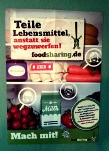 Lebensmittel teilen statt wegwerfen. Das ist die Idee hinter foodsharing.de. Foto: sia
