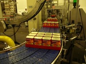 Fleisch in Dosen: Woher der Inhalt stammt und wie die Tiere gehalten wurden, steht nicht auf der Verpackung.   Foto: sia