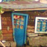 Vivre dans une baraque – Leben auf der Baustelle