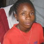 Chantal Salumu, Redakteurin bei Radio Tayna in Goma.  Foto: judi