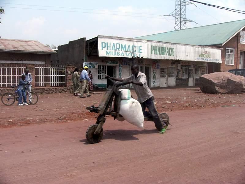 Ebola und andere Katastrophen – Alltag in Goma