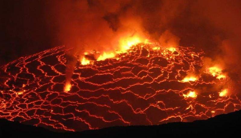 Die andere Seite des Kongo: Ein Besuch auf dem spektakulären Vulkan Nyiragongo
