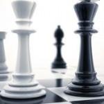 Schach - Euro und Dollar